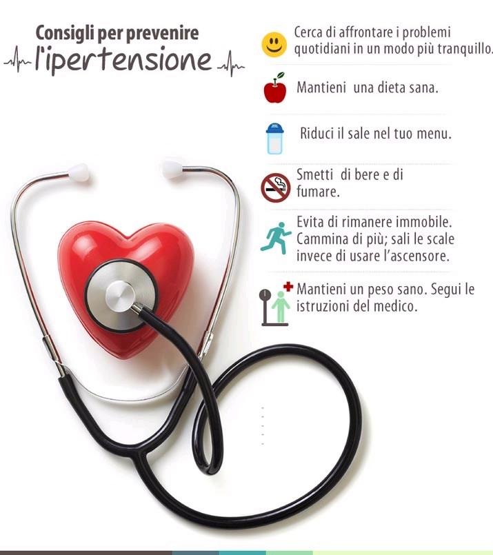 Combattiamo e preveniamo insieme l'ipertensione..