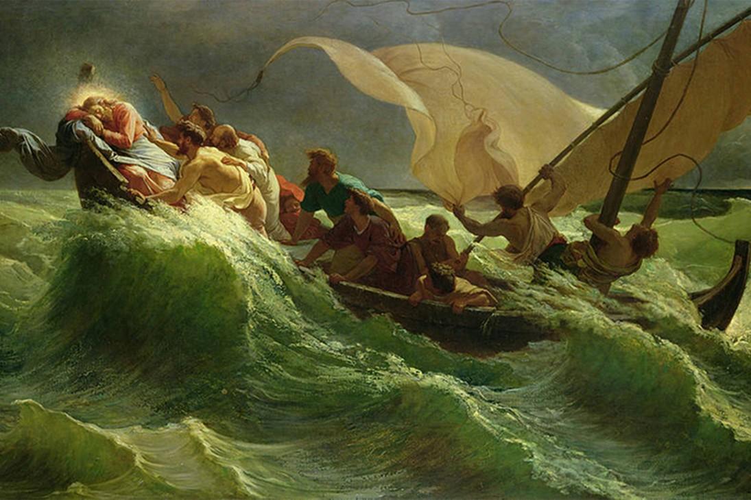 Aplacar la tempestad | Paiva Netto
